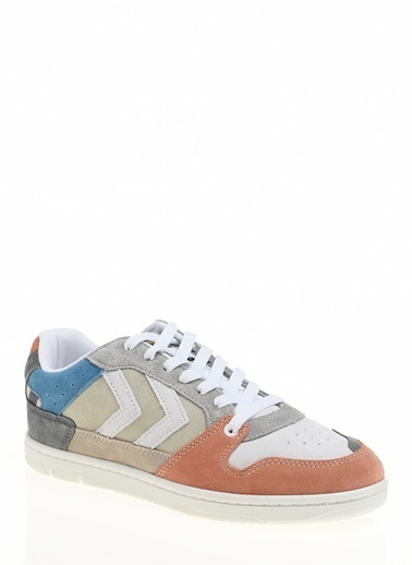 Hummel Unisex Browst Sneakers 209042-9804 Beyaz